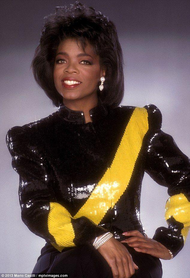 Fashion Forward Oprah