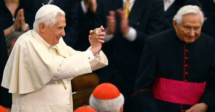 Alexander Stille on the abuse that occurred under Georg Ratzinger, the Pope's brother, and what Benedict knew about sexual abuse in the Catholic Church.