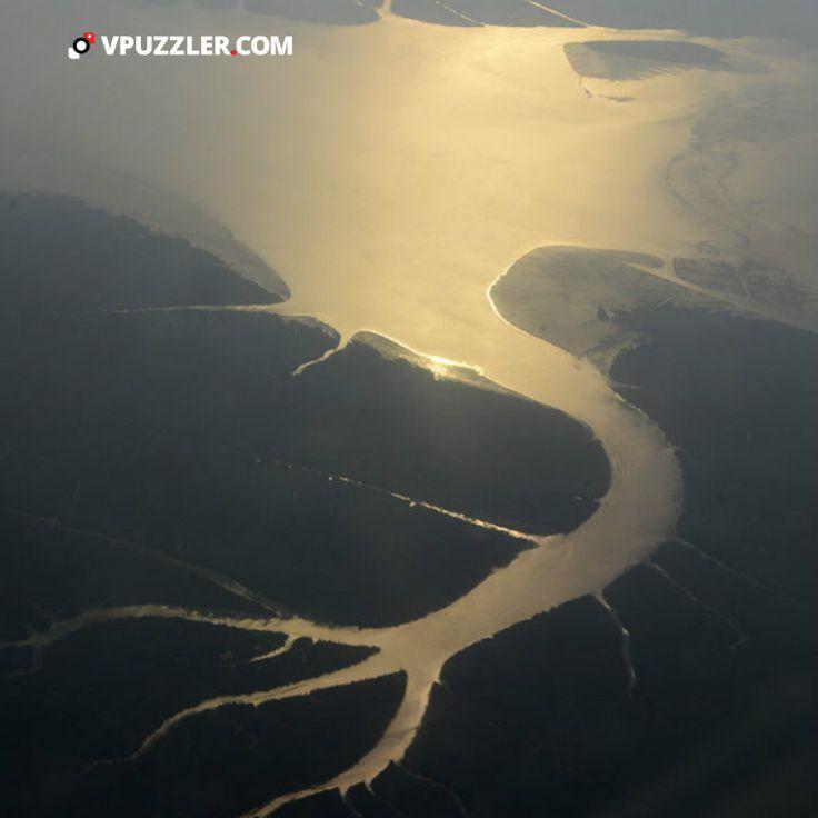 Delta #river #asia #Myeik #MYANMAR