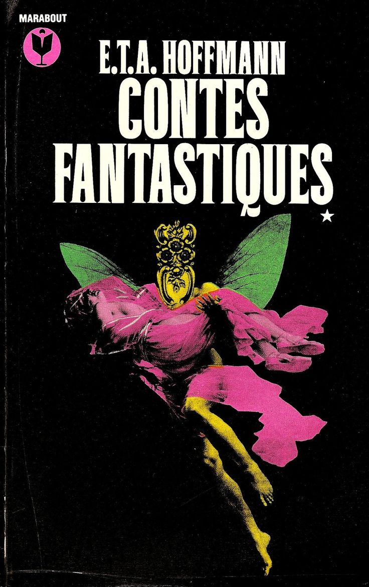 The Tales Of Hoffman Vol 1 Contes Fantastiques Vintage French Book