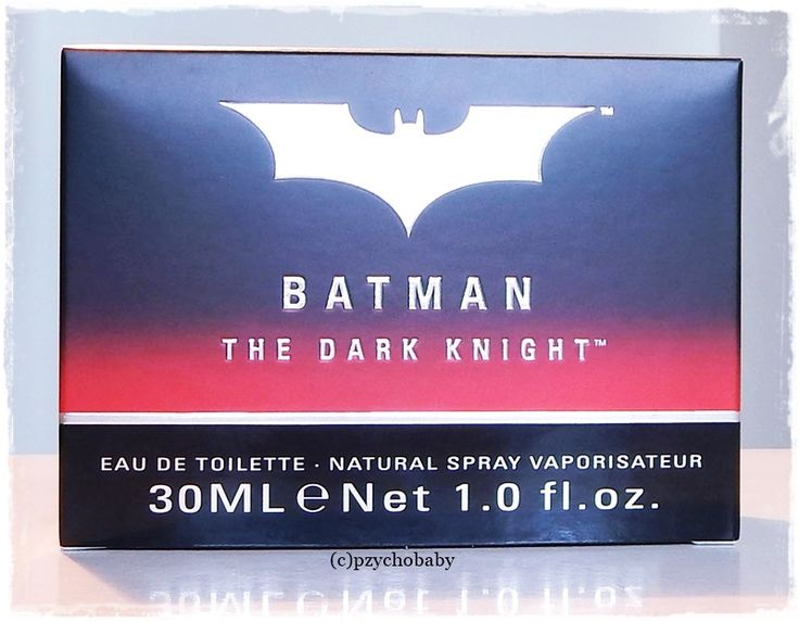 Batman Dark Night - Ein aufregendes Männer Parfüm