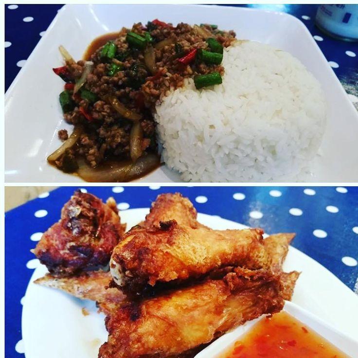 CR:MilkyMinnie MJ #yummy #yummyfood #YummyThaiNoodleBar #thaicuisine #delicious #foodgasm #pork #chicken #lunch #lunchtime #eating #food #foodie #foodpic #foodgasm #foodporn #foodstagram #foodshare #foodpicture #foodphoto #spicy #tasty #Ilovefood #aroi #aroii #thankyou http://w3food.com/ipost/1503732101873957814/?code=BTeVGEpjHu2