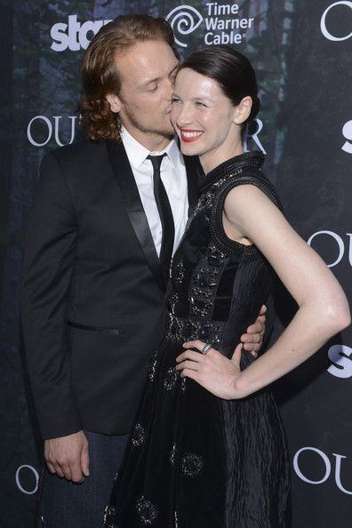 "Sam Heughan Photos  - Starz Series ""Outlander"" Premiere - Comic-Con International 2014 - Zimbio"