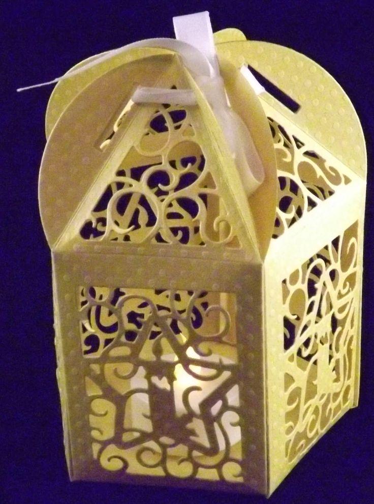 Tonic Studios Lantern Box
