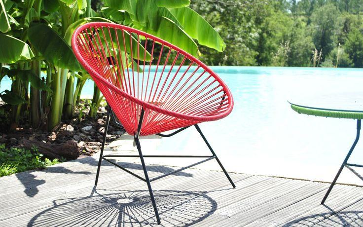 huatulco et zipolite au bord de la piscine fauteuil et ambiance outdoor pinterest. Black Bedroom Furniture Sets. Home Design Ideas