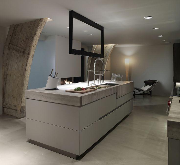 Culimaat - High End Kitchens   Interiors   ITALIAANSE KEUKENS EN MAATKEUKENS - Unum keuken