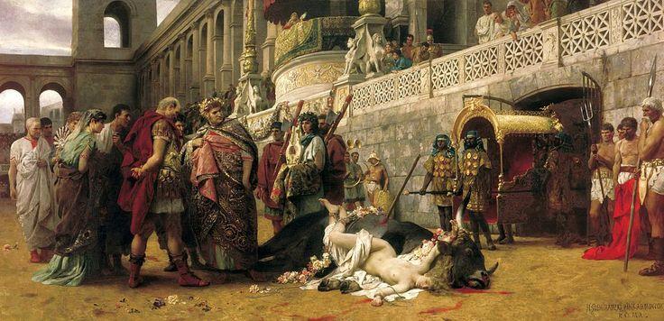 Siemiradzki Christian Dirce - Henryk Siemiradzki - Wikipedia, the free encyclopedia
