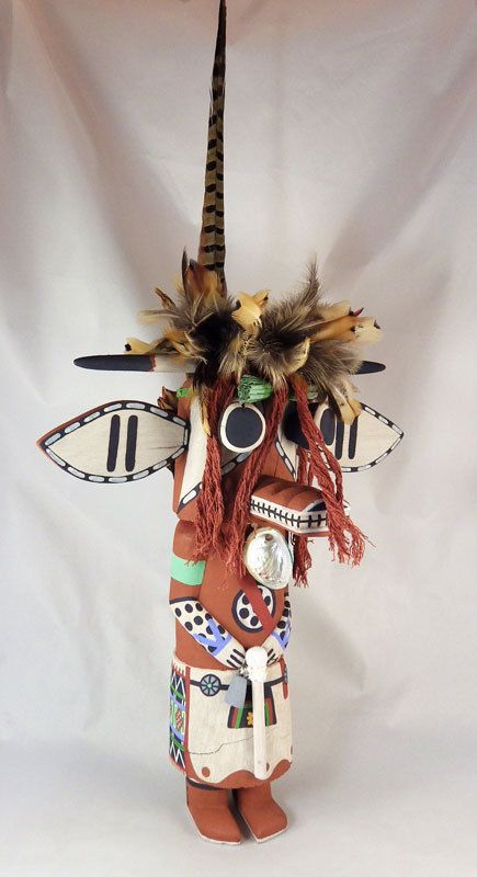 knowledge about native americans kachina dolls types