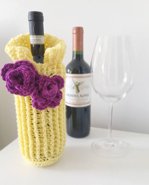How about giving this #winecozy for a #wine #lover friend?