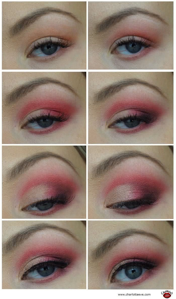 Cut Crease Makeup: 25+ Beautiful Cut Crease Tutorial Ideas On Pinterest