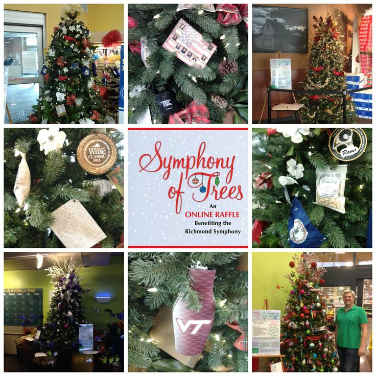 "Only 2 weeks left to enter this year's Symphony of Trees Holiday Raffle!!  Don't miss out on your opportunity to win one of the fabulous prize packages, which include ""All About Virginia"", ""Sports"", ""Celebrate the Arts"", ""Holiday Spirits"" and ""All About Me"".  For rules, complete prize lists and to purchase your raffle tickets, visit www.rsol.org!"