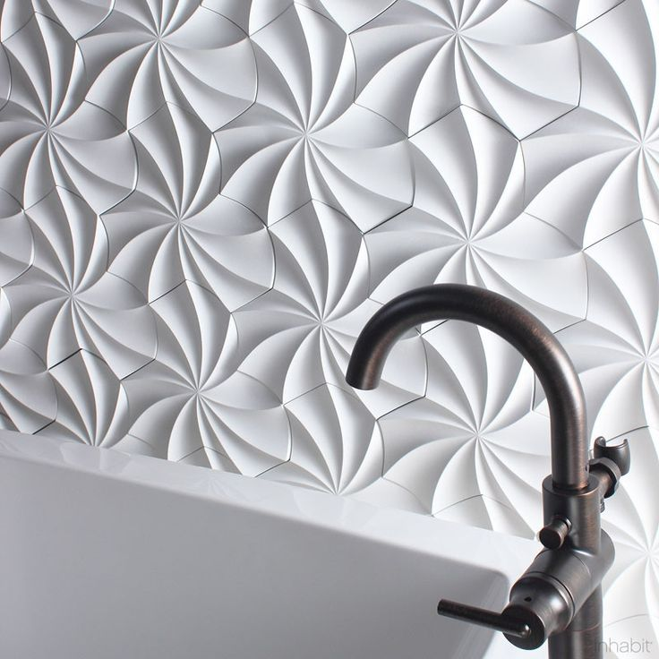 17 best images about 3d wall on pinterest creative for 3d outdoor wall tiles
