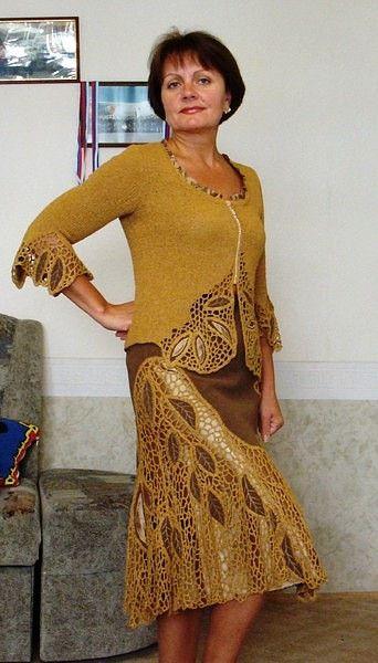 钩织结合套装 - 北疆昆仑 - 北疆昆仑的博客