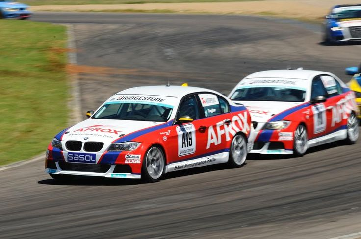 2012 BMW 335i - Zwartkops – Final race for E90 and final one two.