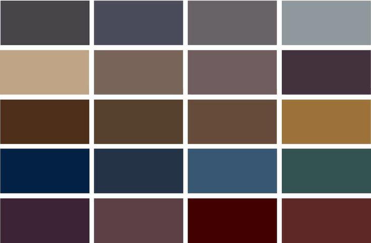 основная (нейтральная) палитра Самые нейтральные, приглушенные цвета из Вашей палитры. Они хорошо сочетаются с другими, не слишком запоминаются, будут актуальны долгое время (30% гардероба) Графитовый, серый, дымчатый, пепельный, серо-голубой, стальной, бежевый, кофе с молоком, дымчато-бежевый, песочный, коричневый, шоколадный, серо-коричневый, оливковый, темно-синий, серо-синий, баклажан, бордовый.