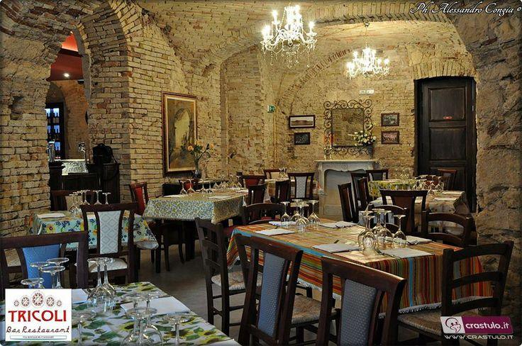 Via Lodovico Baylle 83 Cagliari.......Tricoli Ristorante
