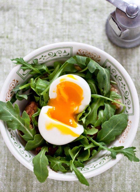 A CUP OF JO: Breakfast Salad