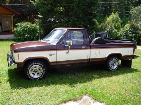 1983 Ford Ranger XL Pickup