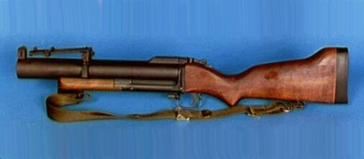 M-79 40 mm Grenade Launcher