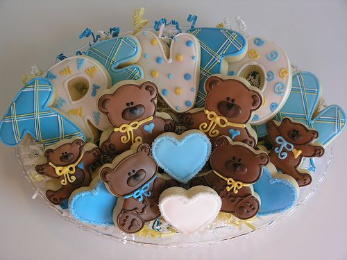 Baby Cookies | Flickr - Photo Sharing!