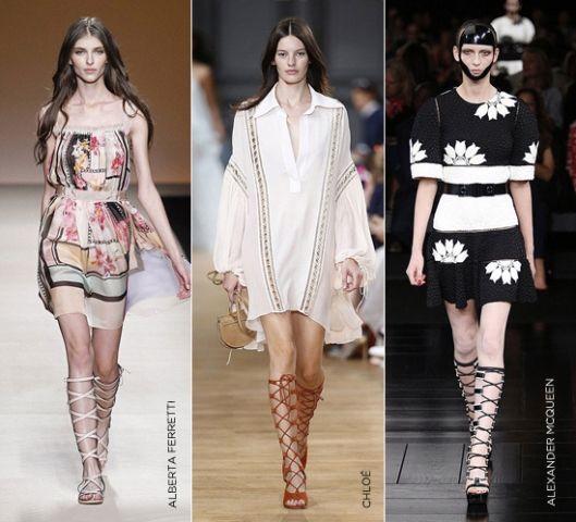 Los zapatos que te calzarás esta primavera | Look and Fashion