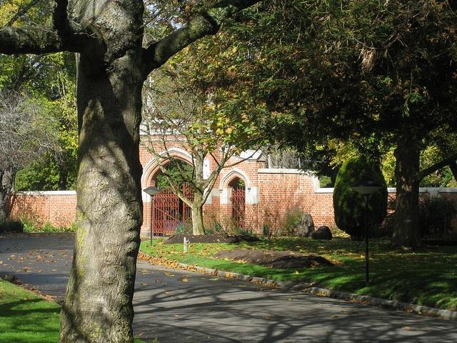 The Path Leading to the Front Gates of Loreto College - Sturt Street, Ballarat by raaen99, via Flickr