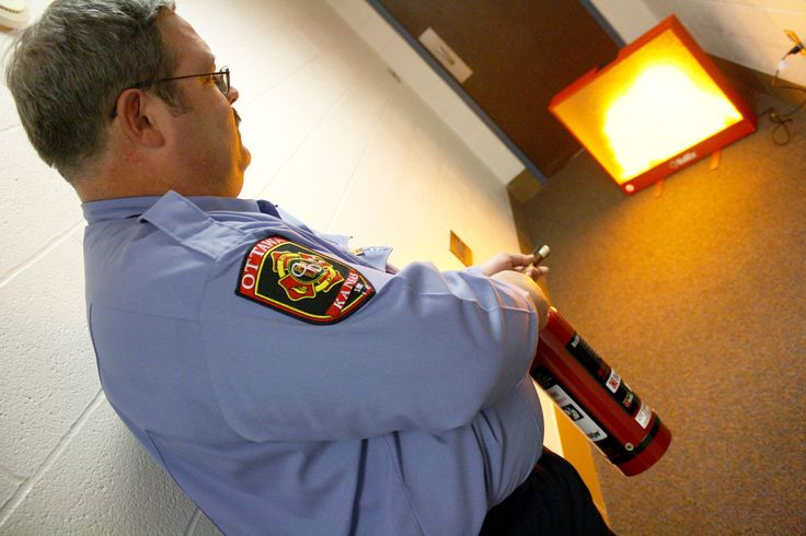 Chargeable fire training system allows for greater outreach