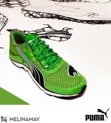 Mεγάλη προσφορά Αθλητικά παπούτσια Puma, Melinamay