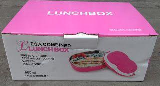 Selatan Jaya distributor barang plastik Surabaya: tempat makan Lunch box ESA kombinasi plastik dan S...