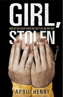 Girl, Stolen by April Henry -- Review by Kirsten Erin