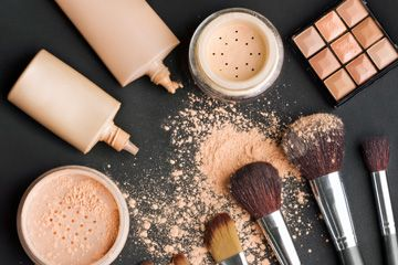Which #foundation is right for your skin type?  We'll help you figure it out with our helpful guide! #makeup #beauty101