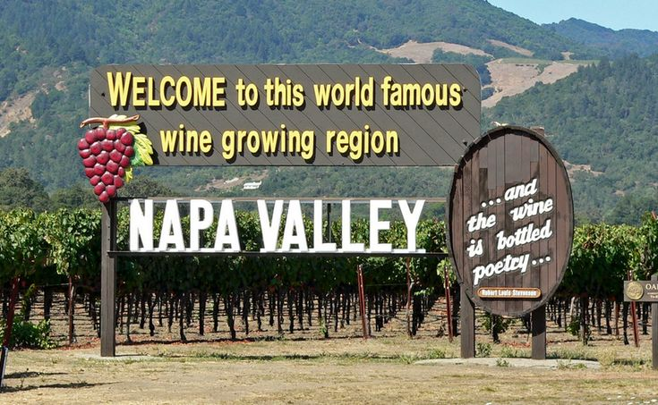 Guide to visiting Napa Valley