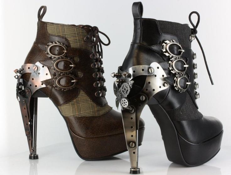 Steampunk fashion – Imádom