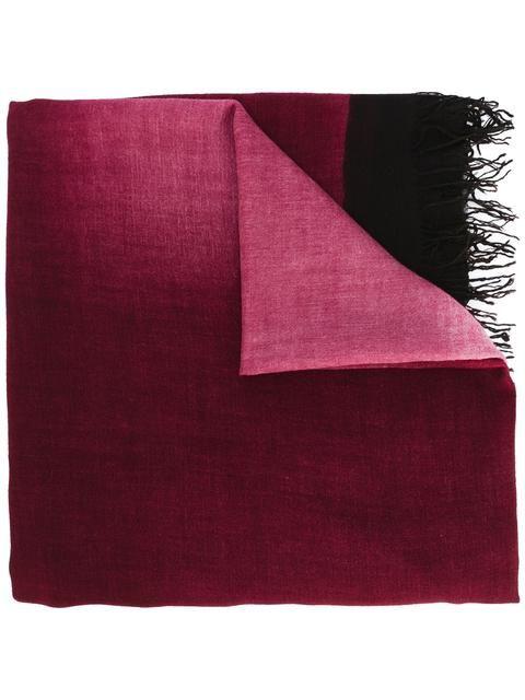 SALVATORE FERRAGAMO woolen scarf. #salvatoreferragamo #针织围巾