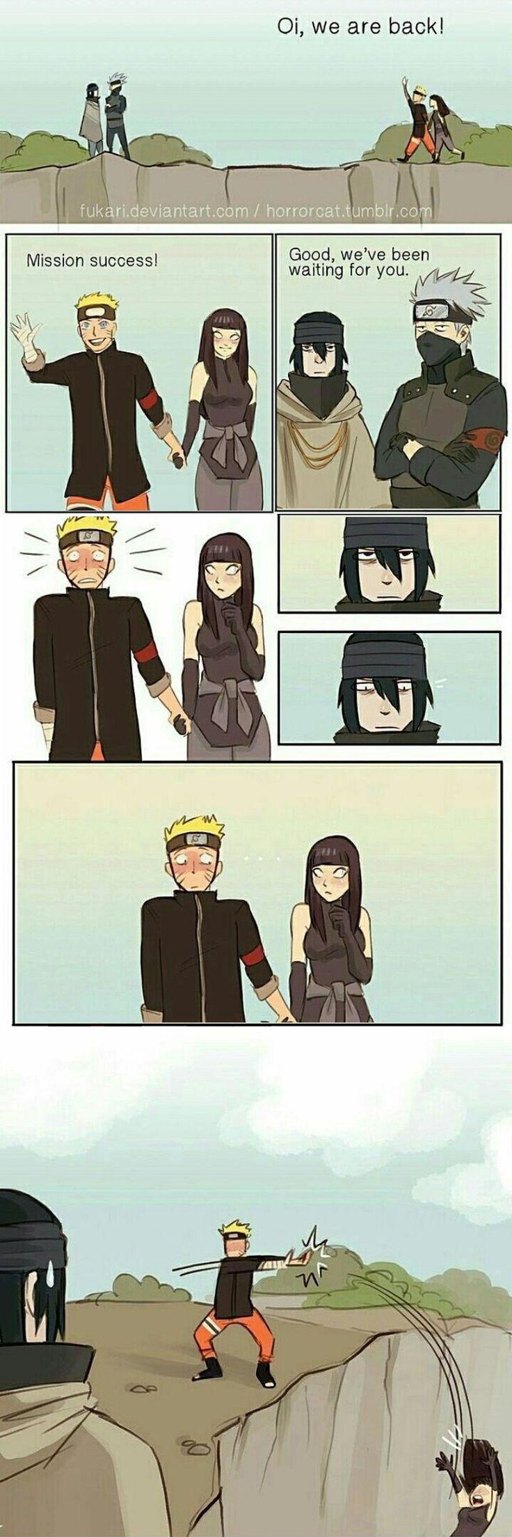 Naruto x Hinata x Sasuke