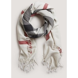 Burberry Tumbled Mega Check Scarf PRICE: $335.00
