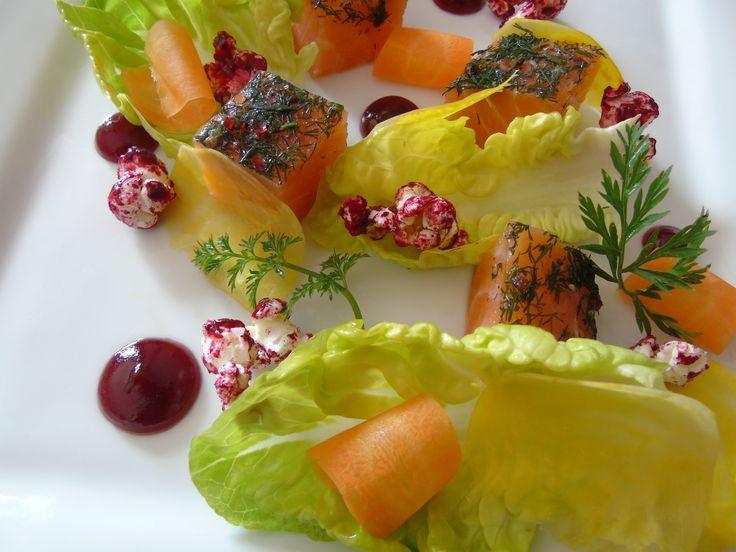gravelax de saumon cours cuisine damien clot recette traiteur cuisinier domicile toulouse