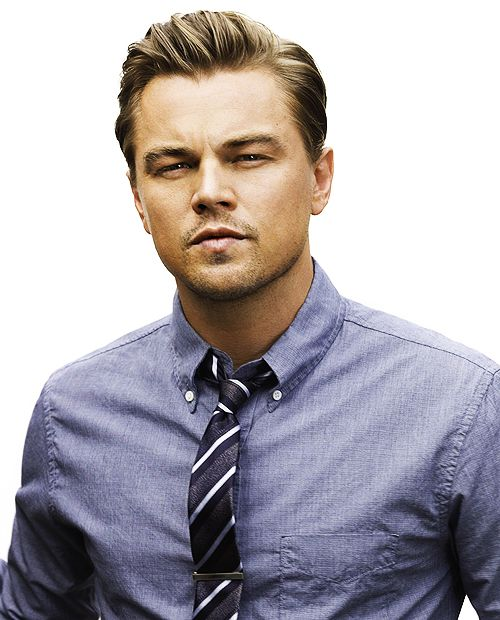 Just a darn good picture of DiCaprio, let's face it