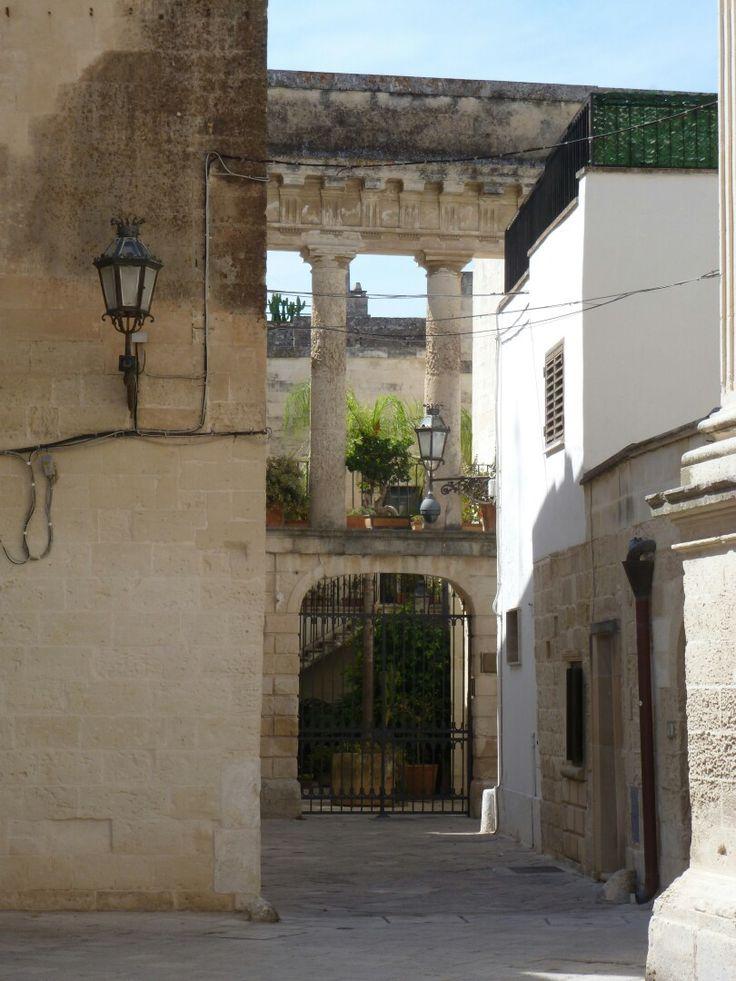 #Lecce #vicoli #secretcorner #street #Salento