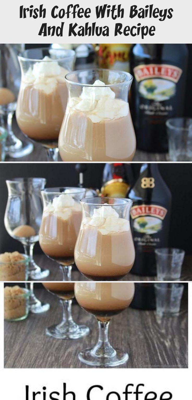 En Blog En Blog in 2020 Kahlua recipes, Irish coffee