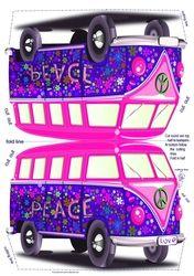 Peace VW Van