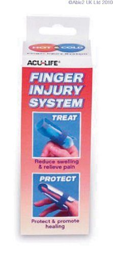 Finger Hot  Cold Therapy Splint by Able2. $12.73. http://notloseyourself.c...