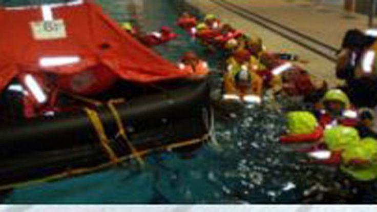 Corso di prevenzione e gestione emergenze in mare a Lignano