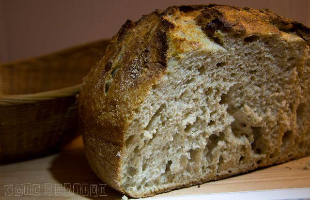 Przepis na cudowny chleb z Vermont według mistrza Hemelmana