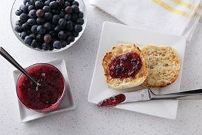 30 Minutes to Homemade SURE.JELL Blueberry Freezer Jam