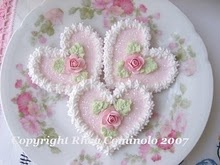 I heart thisDelicate Heart, Cake, Valentine Day, Paper Doilies, Heart Cookies, Pink Heart, Decor Cookies, Sweets Heart, Teas Parties