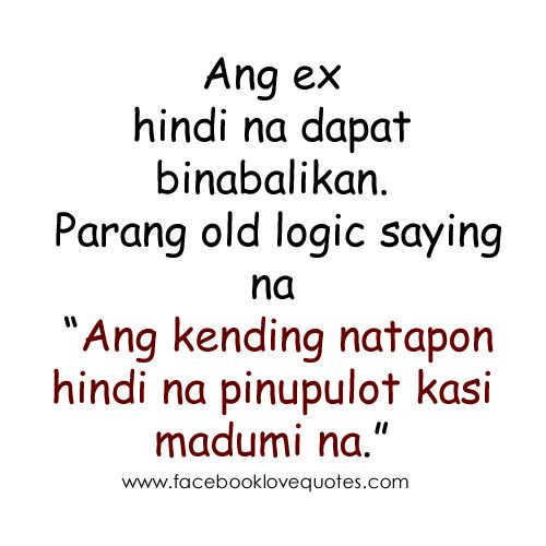 Quotes Tagalog Quotes Places to Visit Pinterest Love quotes ...