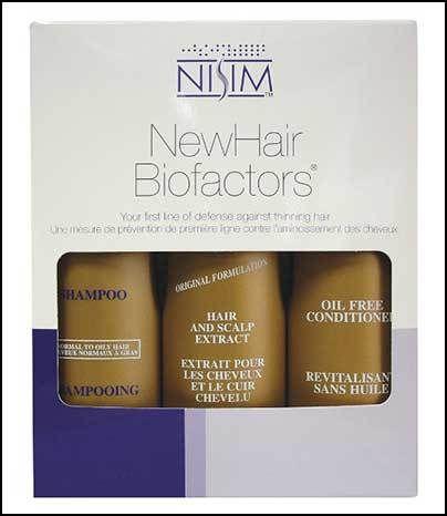 Nisim Biofactors Baldness Cure: Is it an Effective Treatment? | hairlosscureguide.com