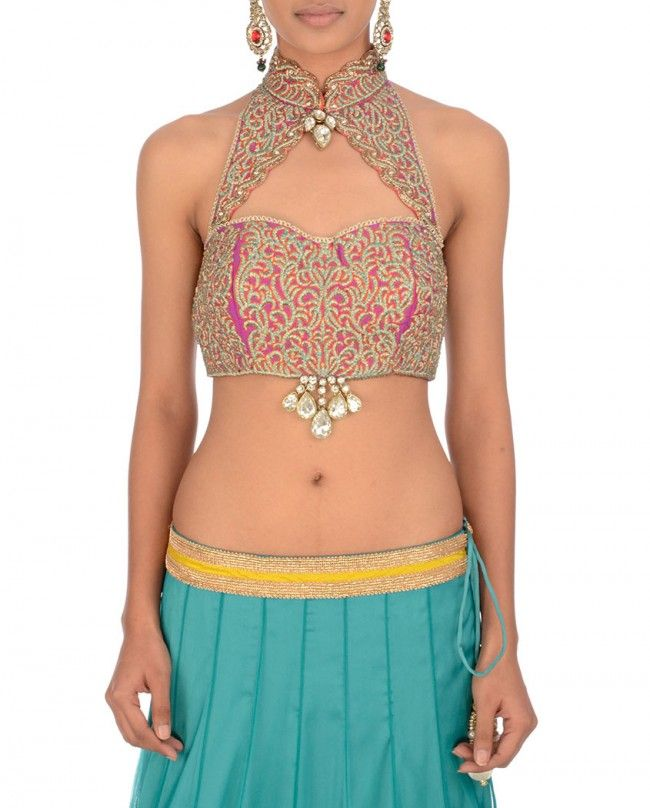 Well, that's different. - Indian fashion