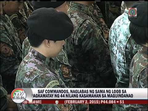 Recent uploads on Mamasapano shootout-15: Pulis, hepe dismayado sa Mamasapano clash - YouTube